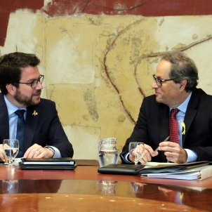 "Catalan government to reactivate international presence with ""maximum potency"""