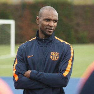 Ex-Barça player Éric Abidal confirms his transplanted liver was his cousin's