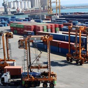 Record Catalan exports: more than 24 billion euros to April