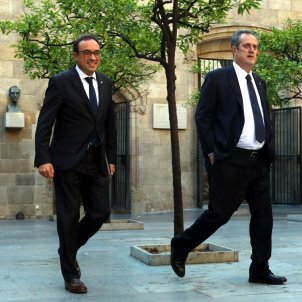 Forn and Rull join Catalan political prisoners' hunger strike