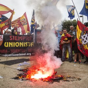 The far right in Catalonia: 20 groups and 328 attacks in two years