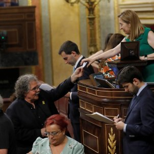 Only four parties, no independence supporters, on Spanish Congress' new governing Board