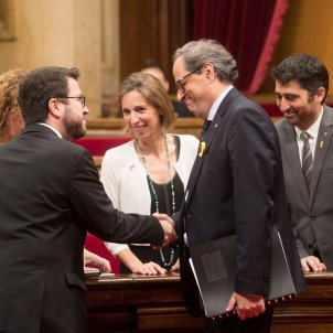 Tensions explode between Catalan government partners