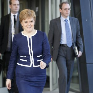 Sturgeon celebrates withdrawal of extradition warrants