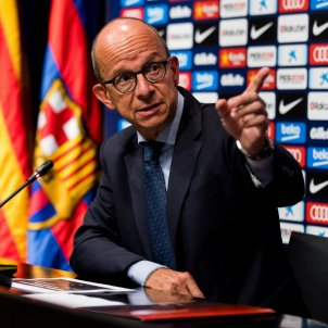 "Barça's first vice-president: ""El Clásico will be played"""