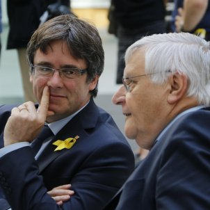 International coverage of Puigdemont's farewell to Berlin