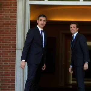 Casado sets out red lines for Sánchez over Catalan independence movement