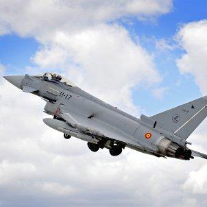 What are Spanish jets doing in Estonia? Margallo knows