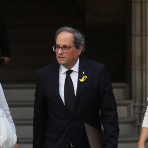 Torra asks Spain to investigate attacks on independence supporters