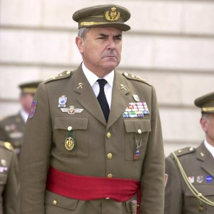 Former Spanish army chief joins praise of Franco