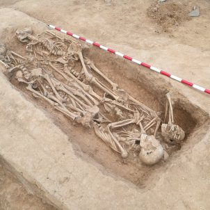 Bodies of hundreds of 17th century soldiers found in Barcelona