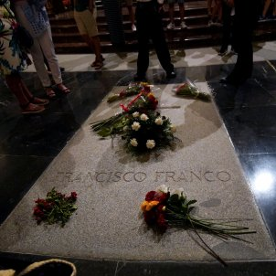 Franco to be exhumed on 10th June, with reburial in Madrid's El Pardo cemetery