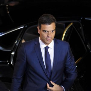 """Sánchez: """"The majority of Catalans want self-government but not independence"""""""