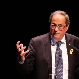"President Torra's proposal: ""Either liberty or liberty"""