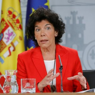 Spanish government threatens pro-independence parties