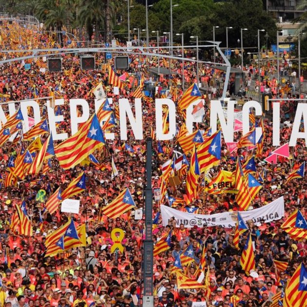 "Spain's ""hard line"" on Catalonia is a disaster, says study in 'Washington Post'"