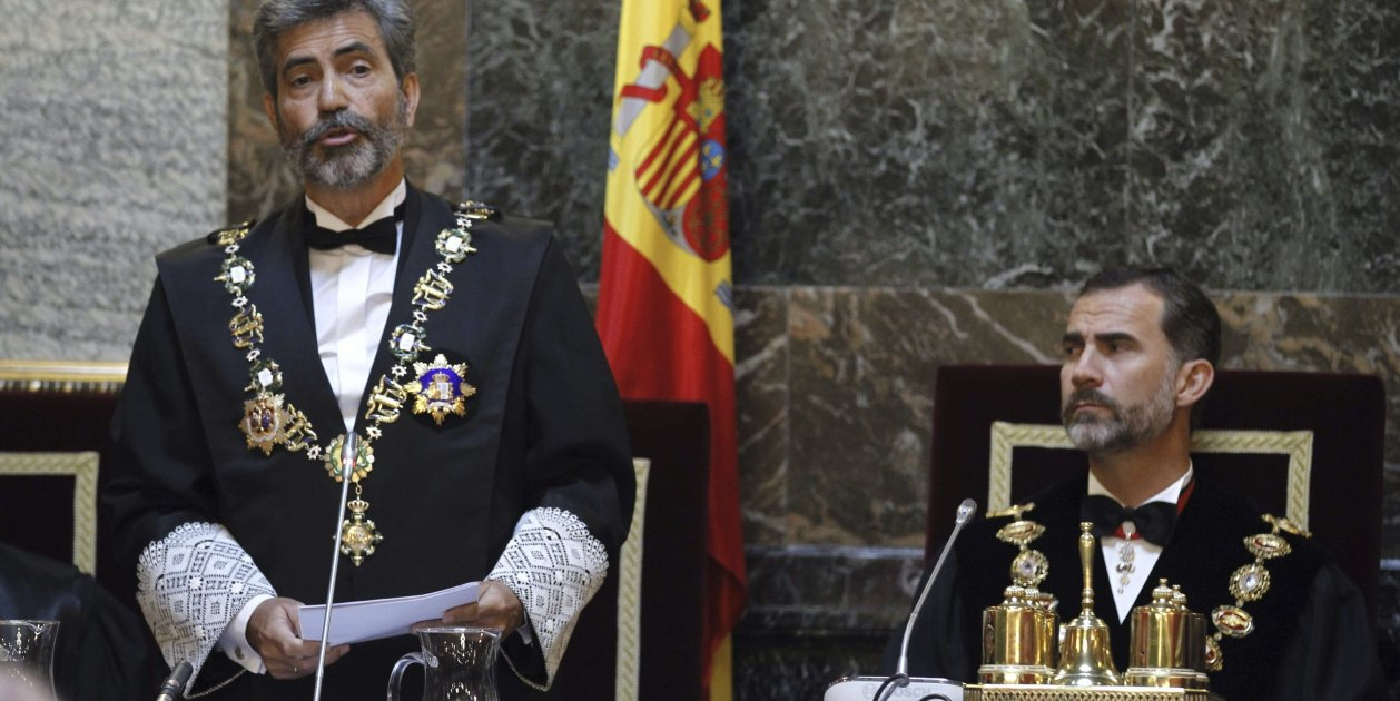 Spanish judiciary clashes with executive over king's absence from Barcelona event