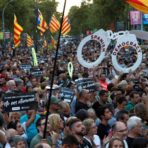 "One year on, jailed Catalan activists the 'Jordis' say ""We would do it again"""