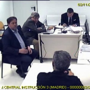 Video: Catalan politicians testifying in court last year before being imprisoned