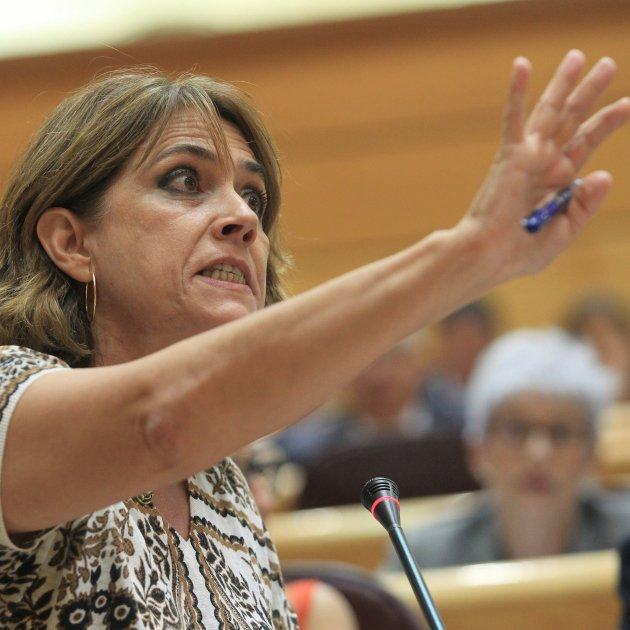 Audio leaked of Spanish minister linking senior judges, prosecutors with minors