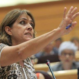 Audio leaked of Spanish minister linking senior judges, prosecutors with minors