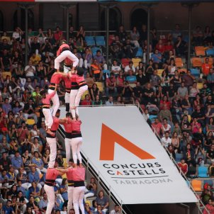 New human-tower champions crowned in the Catalan sport's 'superbowl' event
