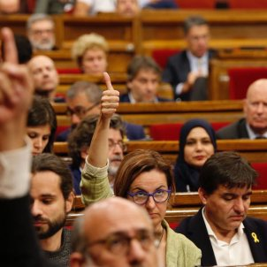 Lost majority in the Catalan Parliament stops it ratifying the right to self-determination