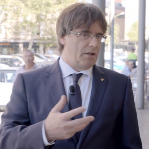 "Retired Galician man takes Puigdemont to court for ""attacking the honour of Spain"""