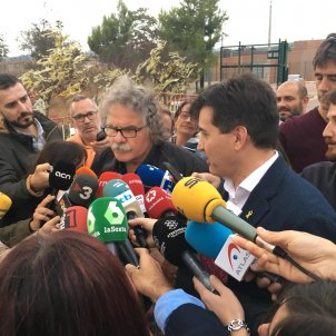 Junqueras tells Iglesias: no budget negotiation without a gesture for the prisoners