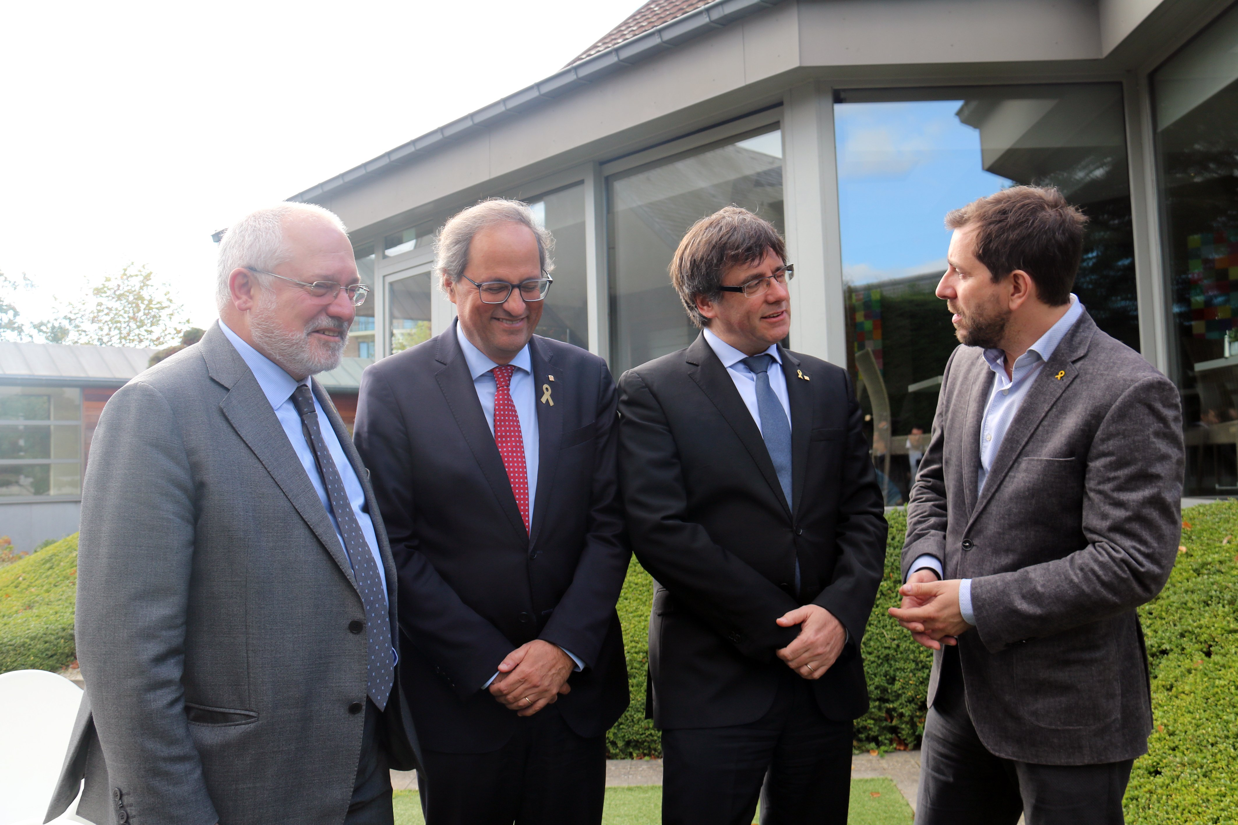 Puigdemont to chair Catalan Council of the Republic run by minister Comín