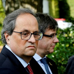 Main Spanish parties ask European Parliament to ban Puigdemont from speaking