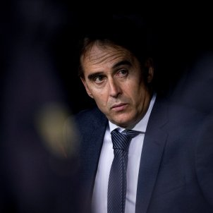 Official: Real Madrid fires manager Julen Lopetegui