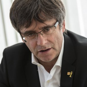 "Puigdemont: ""The 'go get 'em' brigade is led by a commander called Felipe VI"""