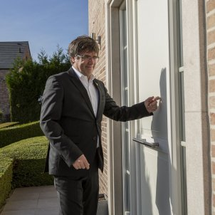 "Carles Puigdemont: ""What have we learnt? That Spain deceived us"""