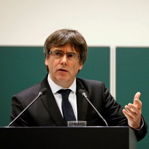 Puigdemont to visit Belgian parliament on Tuesday, as prisoners' hunger strike continues