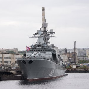 Most influential US conservative think tank warns over Spain's help for the Russian navy
