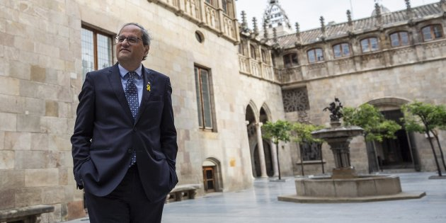 """Torra: """"I won't be sacked by any '155'. What'll Sánchez do to remove me?"""""""