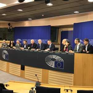 MPs from around Europe denounce Spanish state's repression