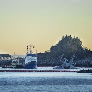 Norway blames design error in Spanish-built ship for sinking
