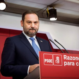 """Spanish minister Ábalos: """"Better to govern with Cs than with the Catalan parties"""""""