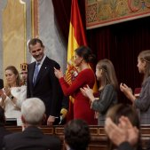 King Felipe VI maintains his confrontational tone with the independence movement