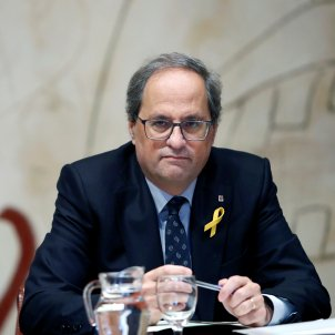 Torra gives minister four days to make changes after Mossos protest controversy