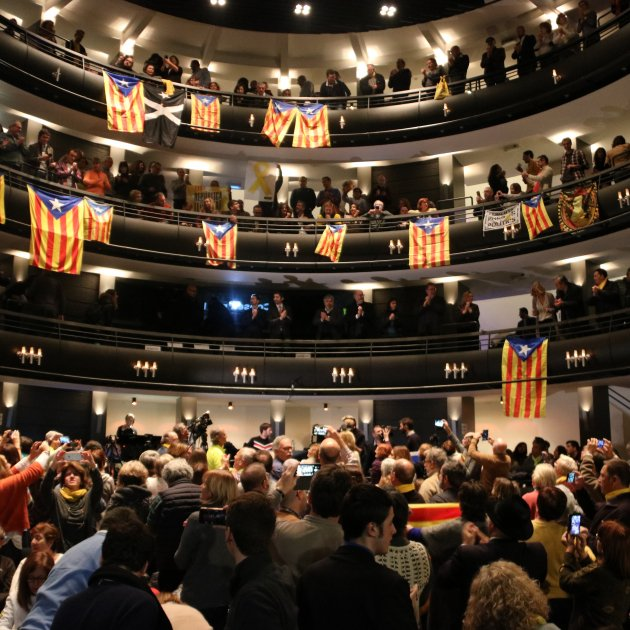 Catalan organization in exile Council for the Republic is launched in Brussels