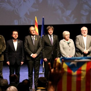 Puigdemont leads a citizen initiative to suspend Spain's voting rights at the EU
