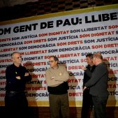 Quim Torra begins two nights of fasting at Montserrat, for Catalan hunger strikers