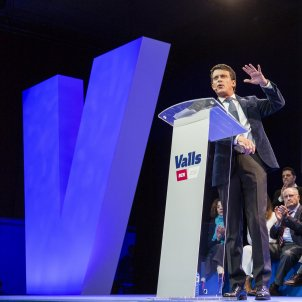 Manuel Valls warns Ciudadanos that his Barcelona candidature won't legitimise Vox