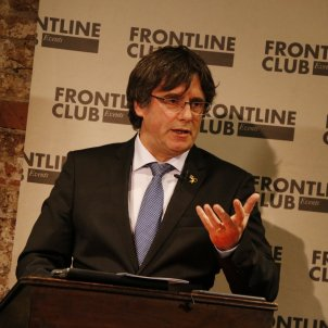 JxCat's 34 deputies are committed to Puigdemont's return as Catalan president