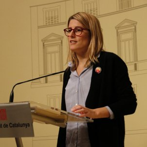 "Artadi on the cabinet meeting: ""They didn't need to come to Barcelona for that"""
