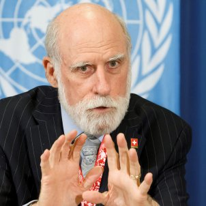 "Vinton Cerf, one of the ""fathers of the internet"", wins Catalonia International Award"