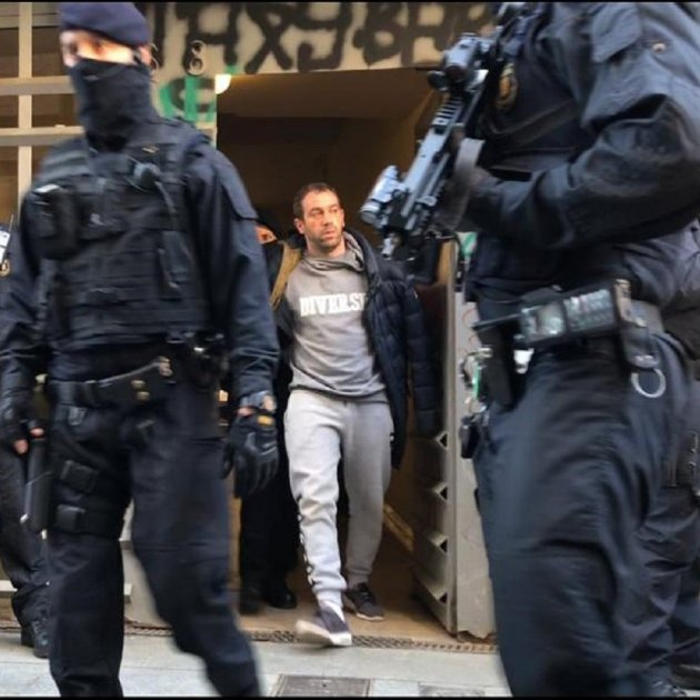 Seventeen arrested in anti-terror operation in Catalonia